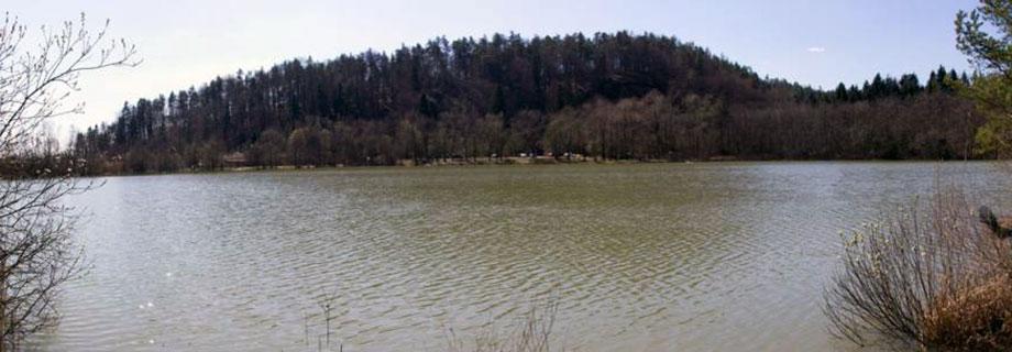 Jezero Pristava