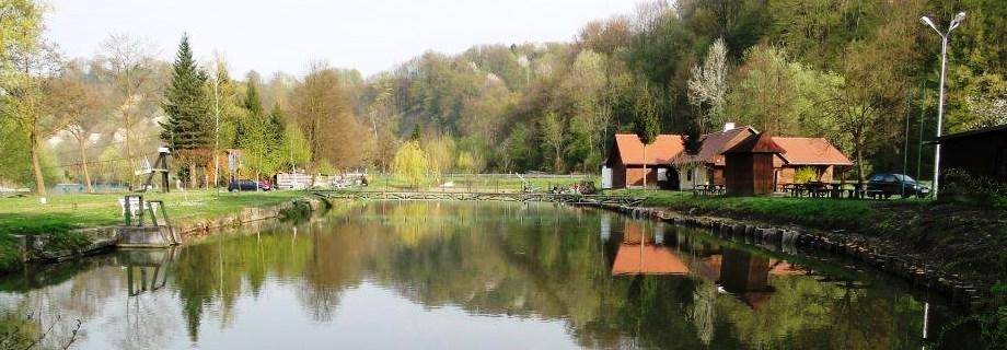 ribnik Mura Paloma