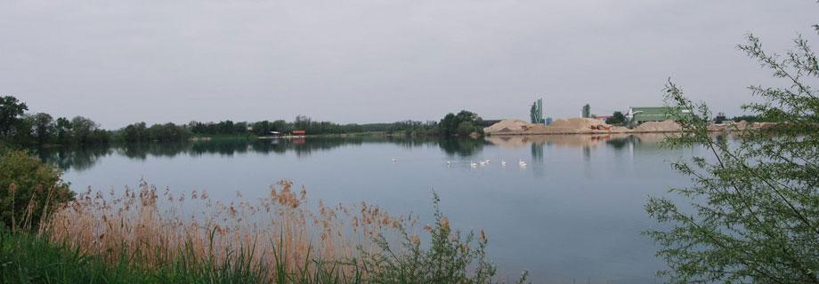 Gramoznica Soboško jezero